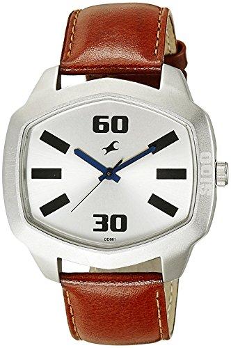 51HDzhHlAOL - 3119SL01 Fastrack Silver Mens watch