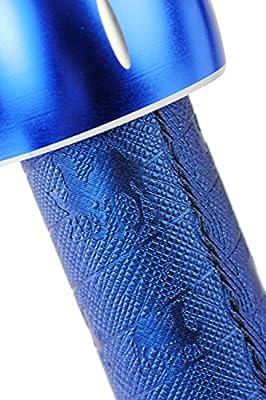E-Shisha LOUNGE Dubai BLUE XXL Elektrisch +3 Flaschen Liquid von Nerd Clear®