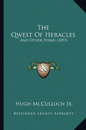 the-qwest-of-heracles-and-other-poems-1893