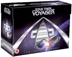 Star Trek-Voyager-Complete [Edizione: Regno Unito]