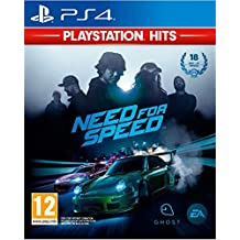 EA Need For Speed2015 [Playstation 4]