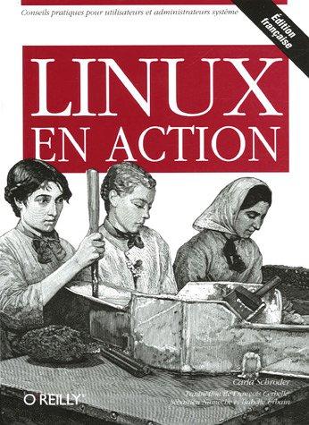 Linux en action par Carla Schroder