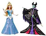 Mattel Disney Princess BDJ35 - Dornröschen und Malefiz, Geschenkset