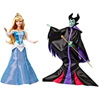 Princesas Disney - La Bella Durmiente y Maléfica (Mattel BDJ35)