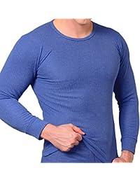 Original MT® Herren Thermo Langarm Hemd - Warm, weich und atmungsaktiv durch Klimafaser! - Größen M-3XL wählbar - Qualität von celodoro