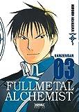 Fullmetal alchemist Kanzenban 3 (CÓMIC MANGA)
