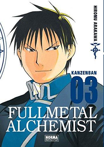 Descargar Libro Fullmetal alchemist Kanzenban 3 (CÓMIC MANGA) de Hiromu Arakawa
