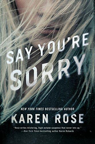 Say You're Sorry (Sacramento Series, The Book 1) (English Edition)