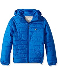 Quiksilver Varones Scaly Youth Chamarra térmica