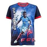 Equipe de FRANCE de football Maillot FFF - Ousmane DEMBELE - Collection Officielle Taille Enfant 12 Ans
