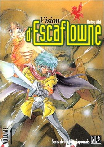 Visions d'Escaflowne, tome 1