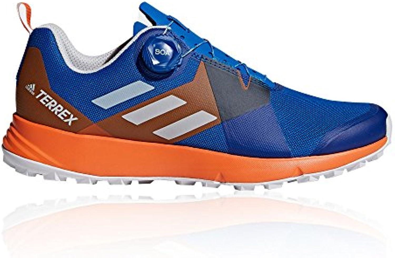 adidas Terrex Two Boa Trail Laufschuhe - AW18-45.3 -