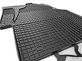 kh Teile Gummimatten Original Qualität Gummi Fußmatten schwarz