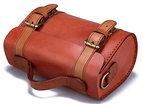 Xinmaoyuan Borse donna donne 'S primo - Classe di vacchetta stereotipi Borsetta tracolla messenger bag Borsetta in pelle retrò semplice pacchetto Rosa
