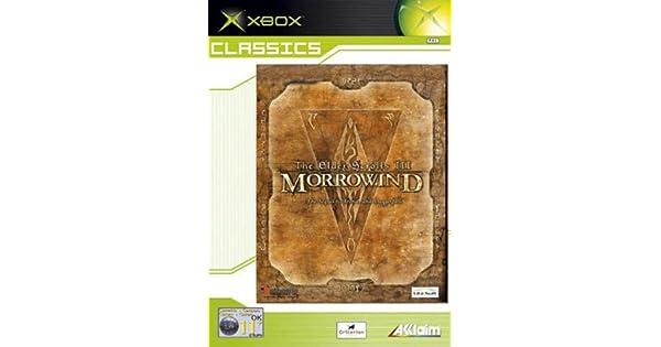 Morrowind (Xbox Classics): Morrowind: Amazon co uk: PC