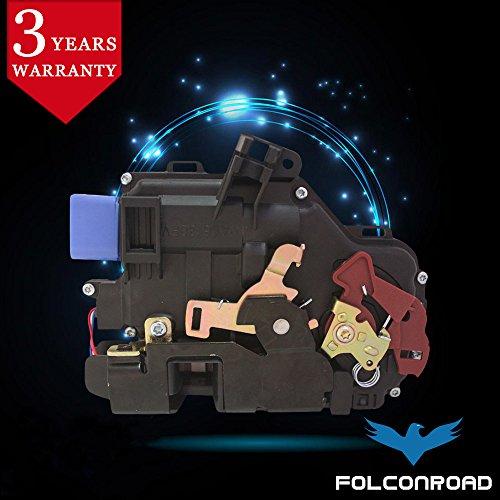 Folconroad-OE-anteriore-destra-porta-blocco-attuatore-fermo-per-VW-Jetta-Golf-MK5-Rabbit-Touran