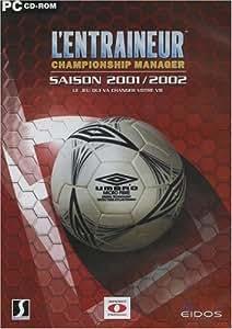L'entraineur 2001 / 2002