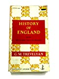 Front cover for the book History of England, Volume 1 by G.M. Trevelyan