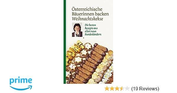 Weihnachtskekse Bestellen österreich.österreichische Bäuerinnen Backen Weihnachtskekse Die Besten