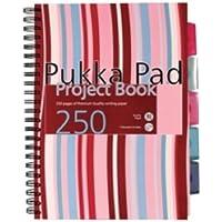 Pukka Pad A5 Project Book Hardback Astd
