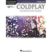 Instrumental Play-Along: Coldplay Violon + CD