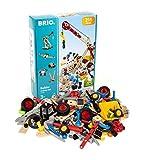 BRIO 34588 - Builder Kindergartenset 210-teilig, BAU Konstruktionsspielzeug