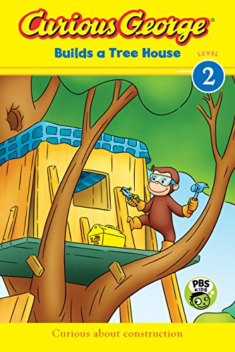 Curious George Builds a Tree House (CGTV Reader) (English Edition)