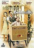 Le triporteur de Belleville - Édition 2 DVD