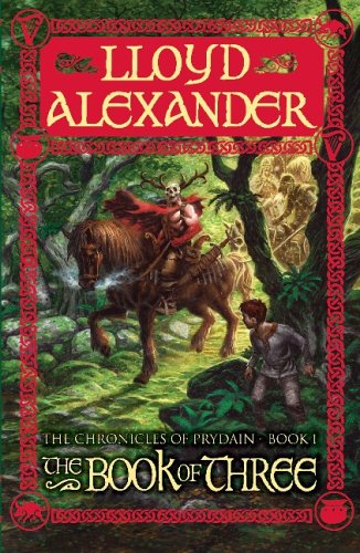 The Book of Three (Chronicles of Prydain)