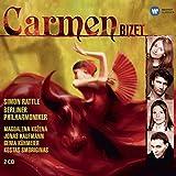 Bizet: Carmen (Livre-disque 2 CD, 27 pages)