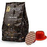 Yespresso, Cremoso Napoli – 100 Capsule compatibili con Bialetti Mokona e Mokespresso