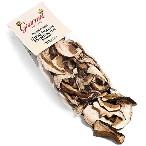Dried Porcini Mushrooms | 50 Grams of Premium Grade Sliced Funghi Porcini Secchi