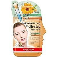 Poreminimierende 3D Gesichtskame, 2-Step Treatment, 3g, 5 paare, PUREDERM preisvergleich bei billige-tabletten.eu
