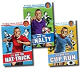 Theo Walcott Collection 3 Football Books Set (T.J.) (T.J. and the Cup Run, T.J. and the Hat-trick, T.J. and the Penalty)