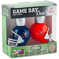 VIRGINIA CAVALIERS GAME DAY DUO NAIL POLISH SET-UNIVERSITY OF VIRGINIA NAIL POLISH-INCLUDES 2 BOTTLES AS SHOWN... preisvergleich bei billige-tabletten.eu