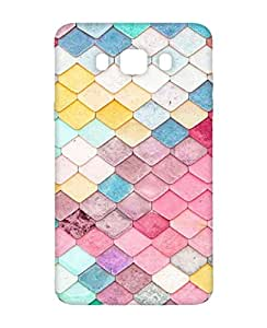 Crackndeal Back Cover for Samsung Galaxy J7 - 6 (New 2016 Edition)