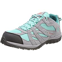 Columbia Youth Redmond Waterproof, Zapatillas de Senderismo Unisex Niños