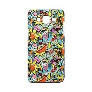 BLUEDIO Designer Printed Back case cover for Samsung Galaxy Grand 2 - G5181