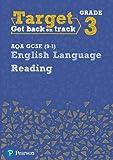 Target Grade 3 Reading AQA GCSE (9-1) English Language Workbook (Intervention English)