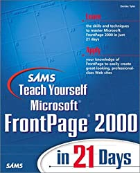 Sams Teach Yourself FrontPage 2000 in 21 Days