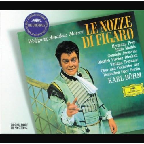 """Mozart: Le nozze di Figaro, K.492 / Act 2 - """"Conoscete, signor Figaro"""""""