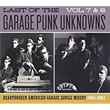 Last of the Garage Punk Unknowns 7 & 8 [Import anglais]