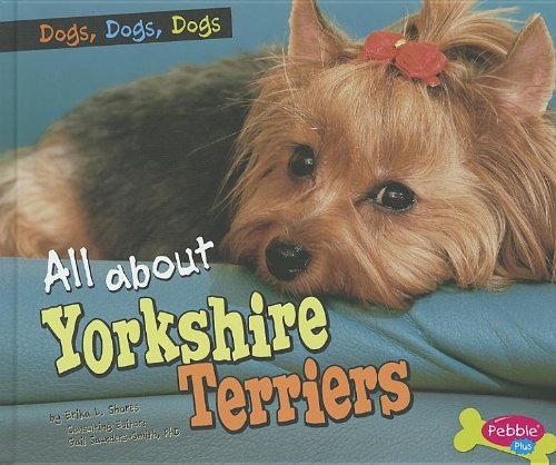 All about Yorkshire Terriers Hardcover