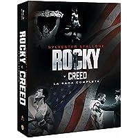 Colección Rocky/Creed Blu-Ray