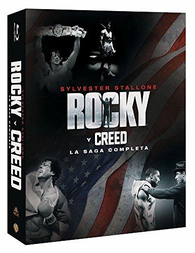 Colección Rocky/Creed Blu-Ray [Blu-ray] 51HEJ1trfVL