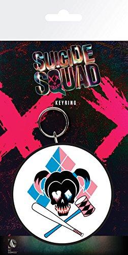 GB Eye LTD, Suicide Squad, Harley Quinn Skull, Portachiavi