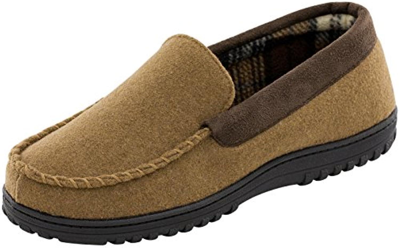 HomrTop - Zapatillas de estar por casa para hombre