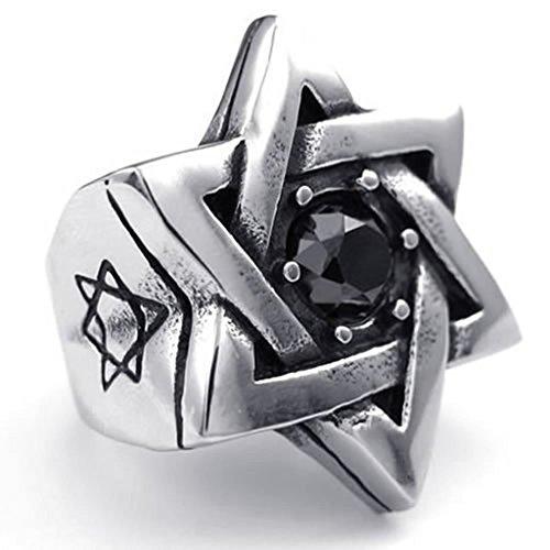 edelstahl-ringe-herren-bands-zirkon-retro-stern-of-david-silber-breit-33mm-gr70223-epinki