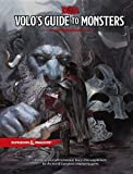 Volo's Guide to Monsters (Dungeons & Dragons) - Dungeons & Dragons - amazon.co.uk