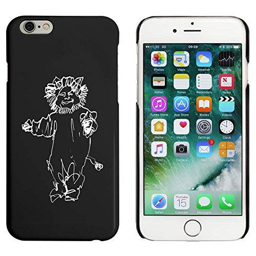 Schwarz 'Löwe Kostüm' Hülle für iPhone 6 u. 6s (MC00049773)